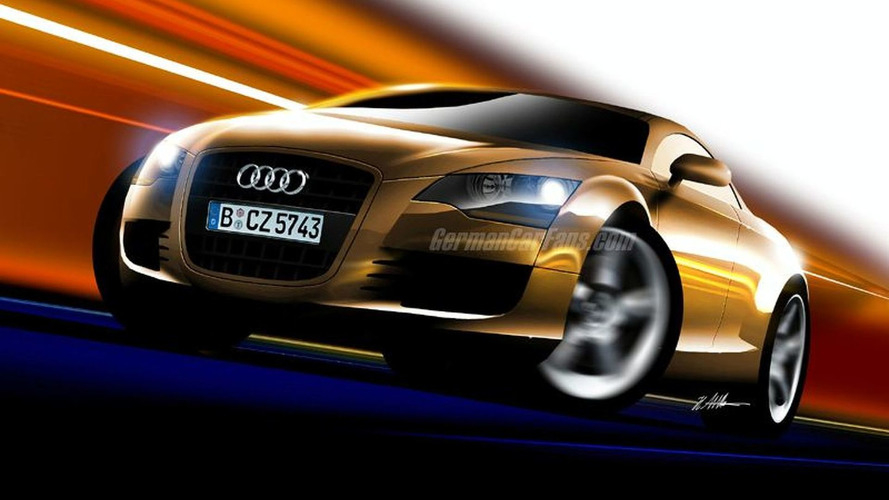 New Audi TT to debut in 2006