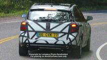 New Renault Laguna Wagon prototype