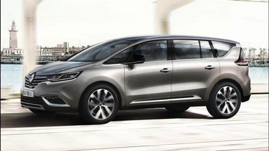 Nuovo Renault Espace, il crossover diventa grande