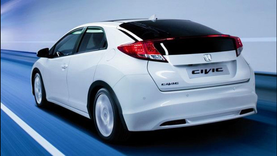 Honda Civic 2.2 i-DTEC Executive Advanced Safety Pack