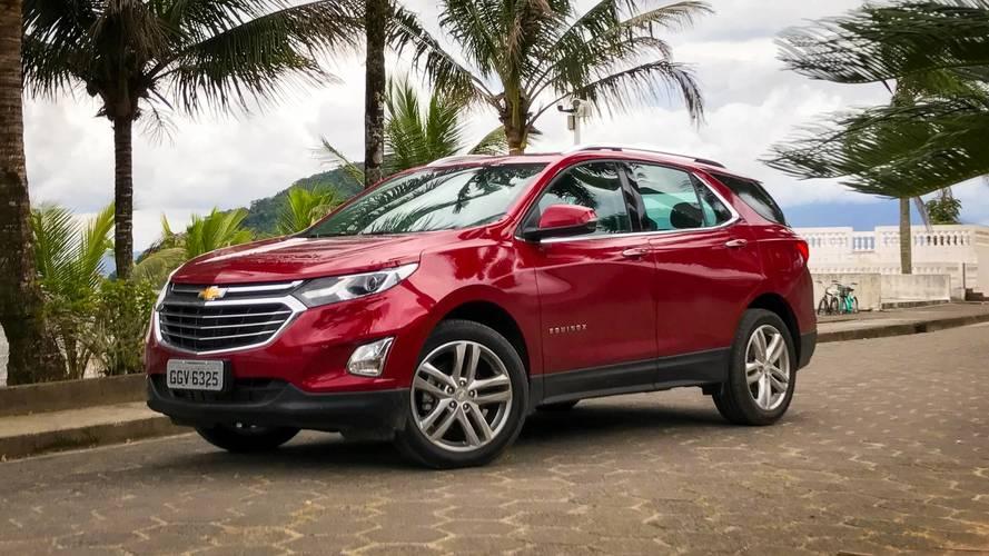 Resultado de imagem para Meu fim de ano com... Chevrolet Equinox Premier
