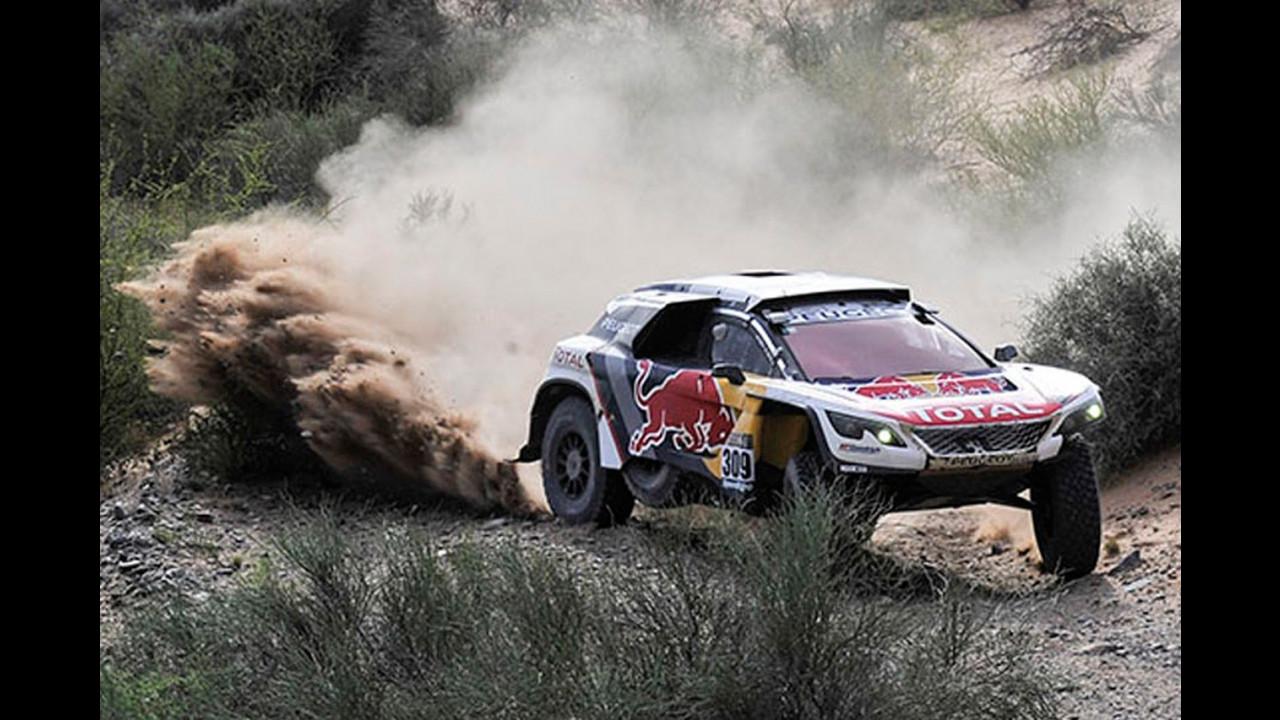 Dakar 2017, tappa 11