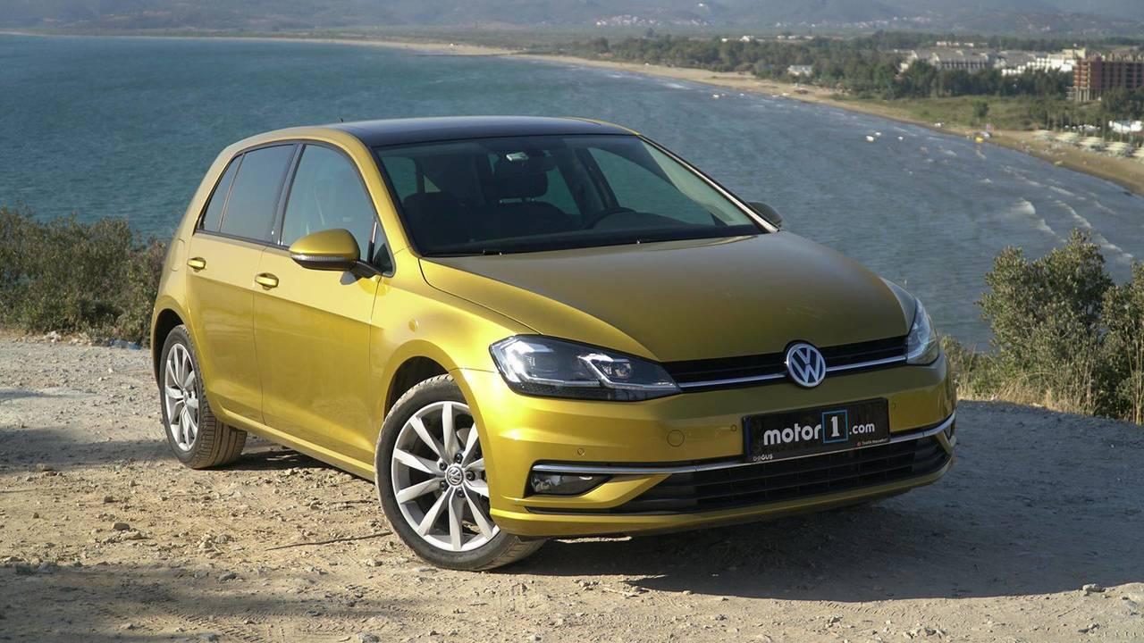 7- Volkswagen Golf