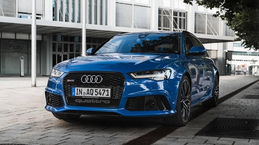 705 lóerős lett az Audi és az ABT által bemutatott RS6 Avant Performance Nogaro Edition