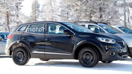 Photos espion - Un nouveau prototype Renault intrigue