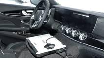 Interior del Mercedes-AMG GT Coupé