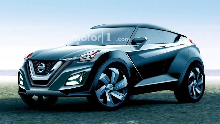 Yeni jenerasyon Nissan Juke dijital olarak hayal edildi