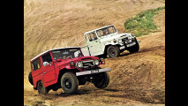 Toyota Land Cruiser BJ40