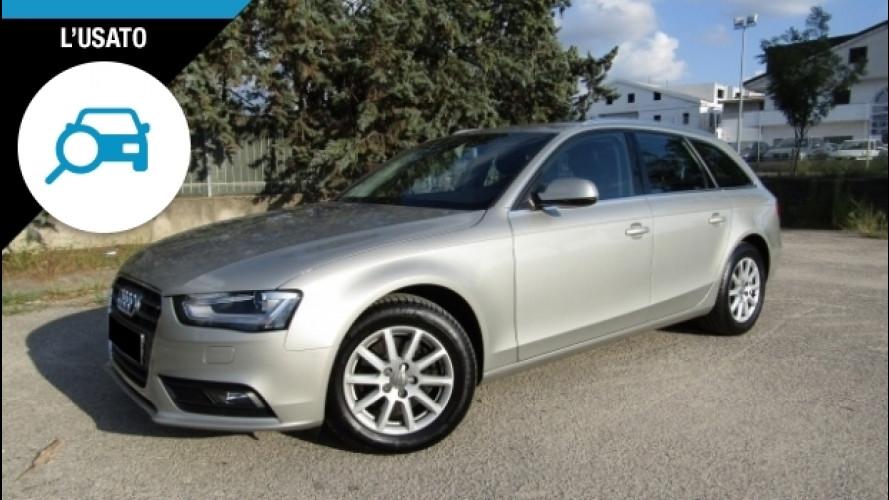 Audi A4, un usato per tutte le esigenze