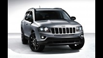 Jeep Compass Black Edition
