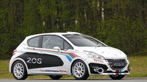 Peugeot 208 R2 rally car introduced