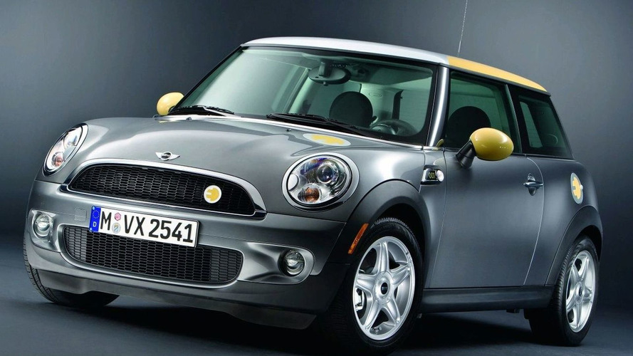 MINI E Lease Price Uncovered at $850 Per Month