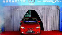 Mazda3 Production Begins at Changan Ford Plant (China)