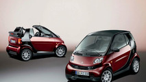 smart fortwo Gets Two New Models