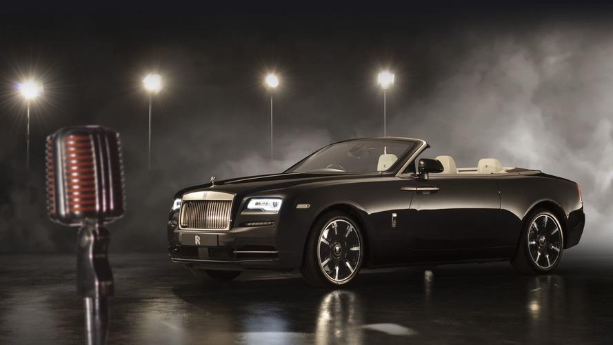 Elkészült az első zene, amihez egy Rolls-Royce Dawn szolgáltatta az alapot