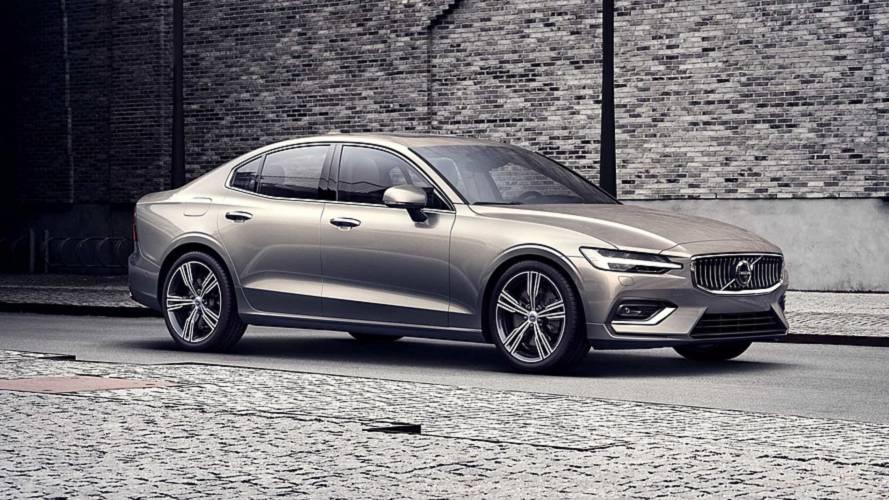 Nuova Volvo S60