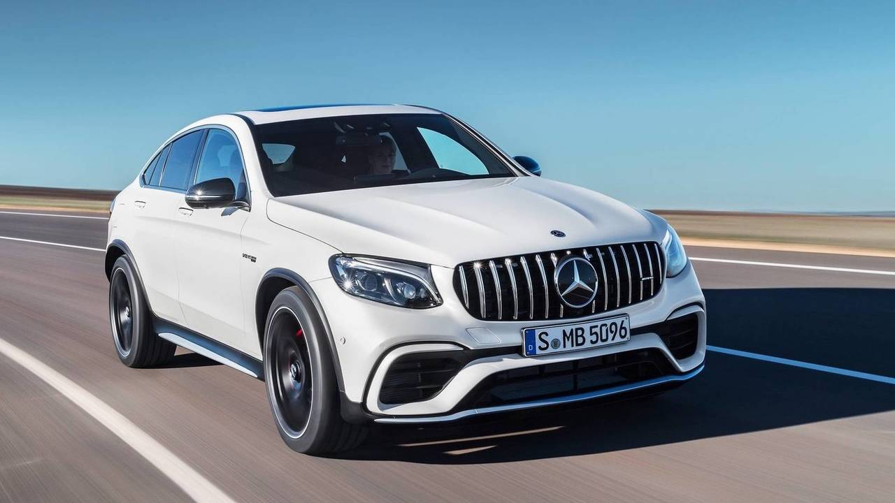 Mercedes-AMG GLE 63 S 4MATIC Coupé