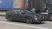 Next-Gen Subaru Legacy Spy Shots