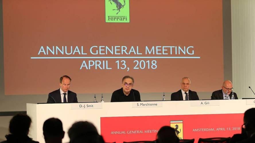 Ferrari, fino a 5.500 euro di bonus ai dipendenti