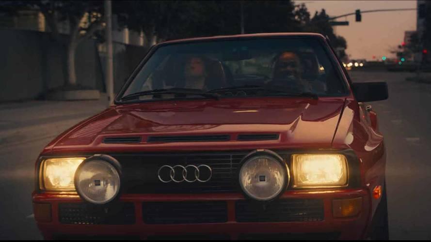 Audi Future Driver Ad