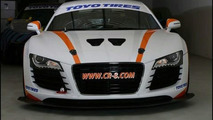 Audi R8 Back in Racing