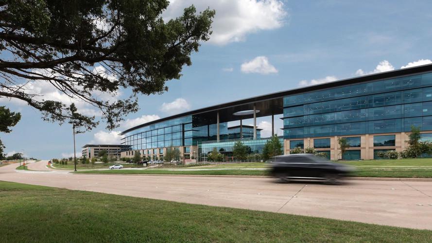 Take A Photo Tour Of Toyota's New Texas Headquarters