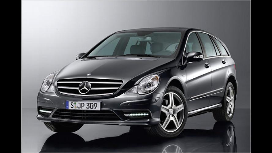 Mercedes legt die R-Klasse als ,Grand Edition