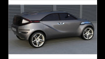 Durchgestylter Dacia