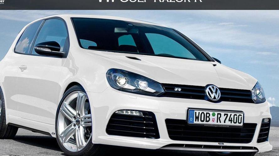 REVOZPORT VW Golf VI Razor R