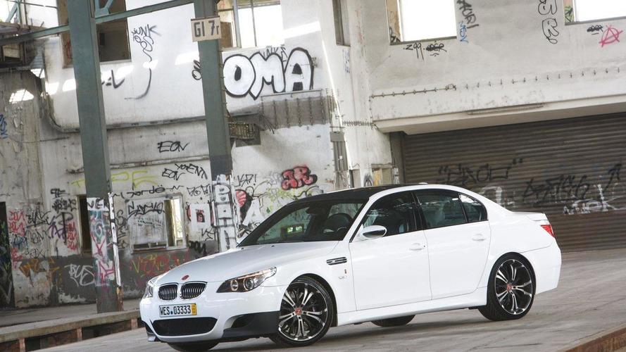 Nowack releases BMW M5 Hans Nowack Edition