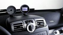 smart fortwo, smart hands-free system