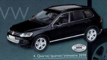 2011 VW Touareg New Generation Photos Leaked