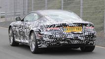 2012 Aston Martin DB9 facelift spied
