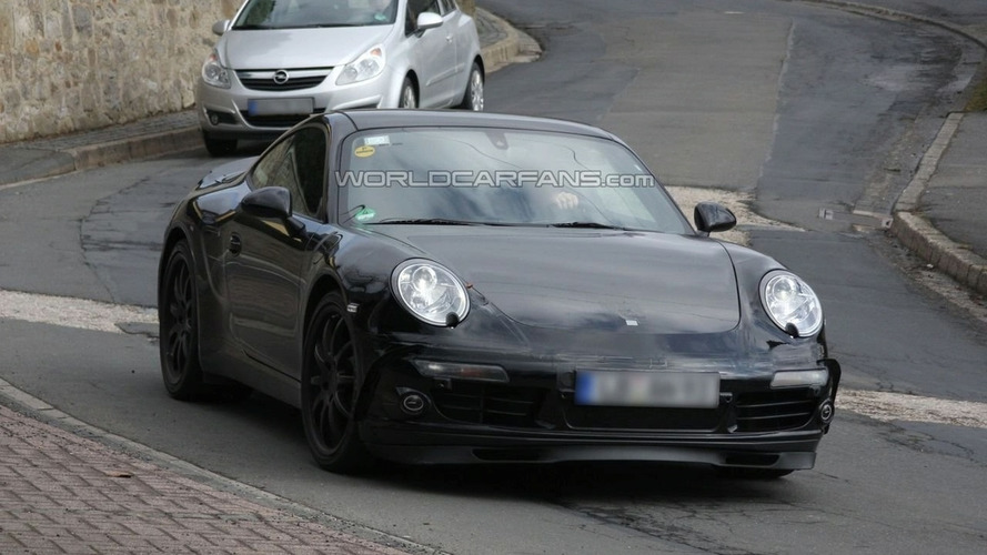 2012 Porsche 911 - more details surface