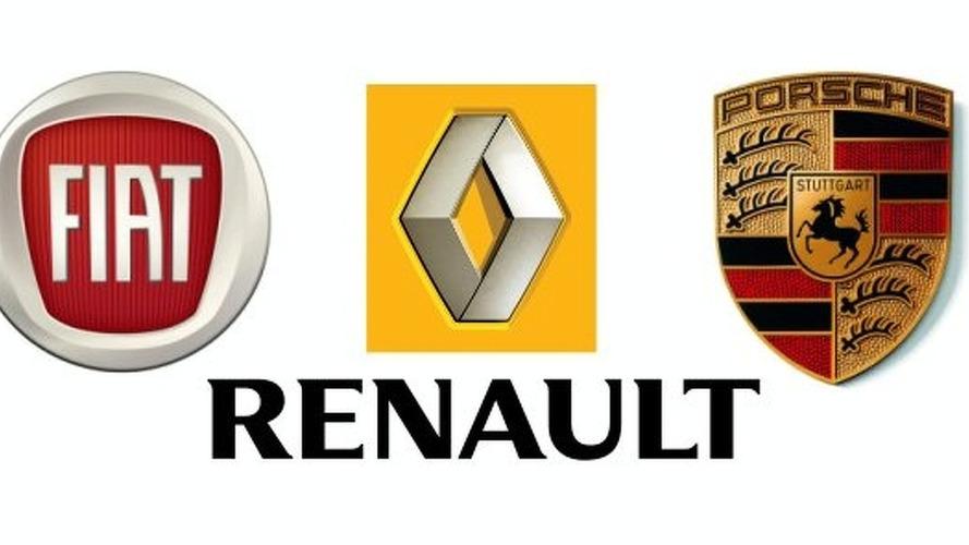 Morgan Stanley downgrades Porsche and Fiat, upgrades Renault