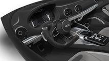 2013 Audi A3 teaser sketches 11.04.2011