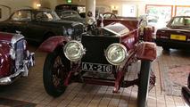 Rolls Royce Phantom on Ultimate Factories TV show