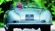1994, Ferry Porsche at his 85. Birthday in the 356 'Number 1'