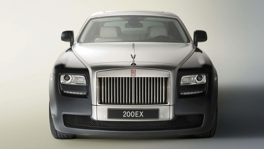 Rolls-Royce Announces RR4 Name as *Ghost*