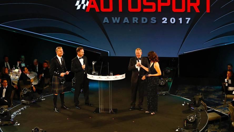 Autosport Ödülleri: Bütün kazananlar