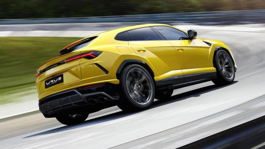 Lamborghini Urus, Nürburgring'in SUV rekorunu kırmayı deneyecek