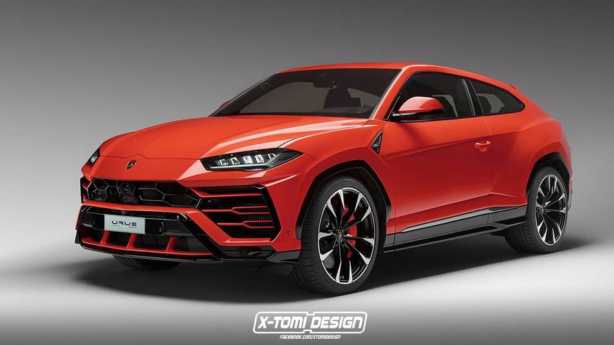 Would The Lamborghini Urus Work Better As A Coupe?