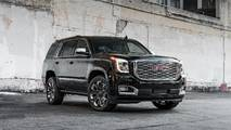 2018 GMC Yukon Denali Ultimate Black Edition
