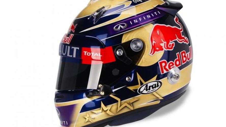 Vettel allegedly received 5 million euro bonus by Red Bull - marks fourth title with gold helmet