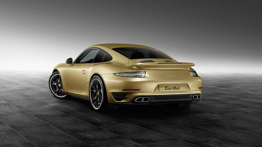 Porsche Exclusive unveils a bespoke 911 Turbo