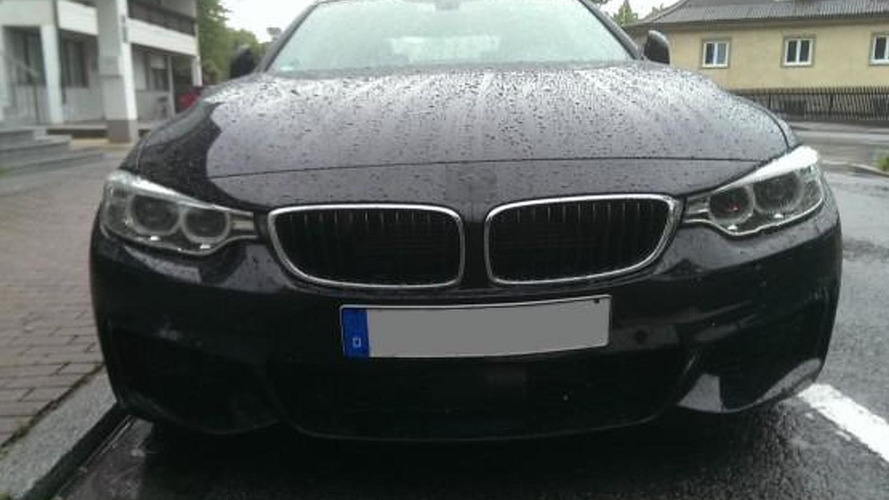 U.S.-spec BMW 435i spotted in the metal wearing M Sport Package