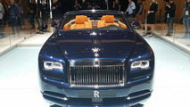 Rolls-Royce Dawn at Frankfurt 2015