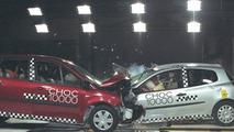 Renault's 10,000th crash test