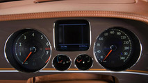 Bentley Continental GT interior restyled by Vilner