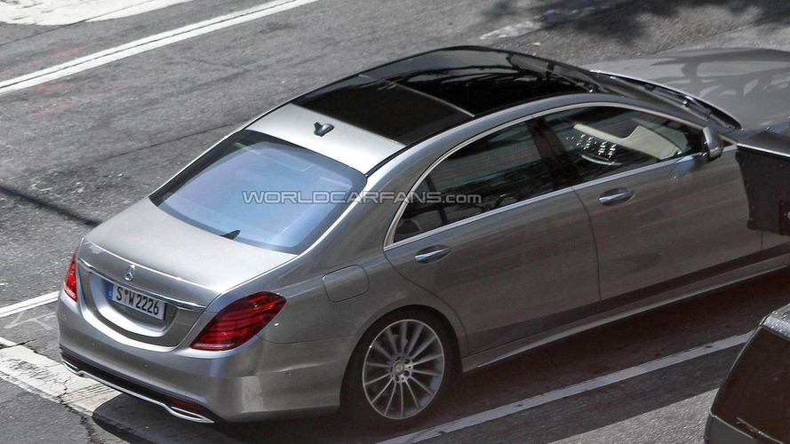 BREAKING: 2014 Mercedes-Benz S-Class completely uncovered plus official interior photos